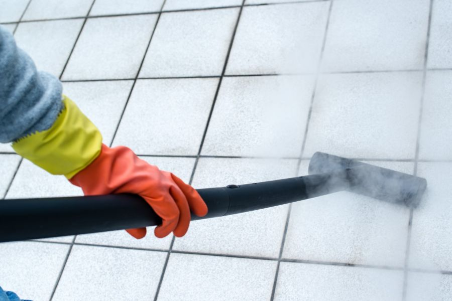 Tile Cleaning in Woodbine, New Jersey by Pristine Cleaning Service
