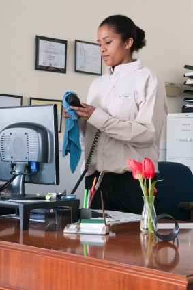 Office cleaning in McKee City NJ by Pristine Cleaning Service