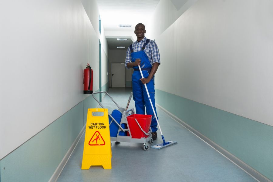 Janitorial Services in Marmora, New Jersey by Pristine Cleaning Service